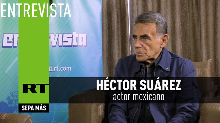 2017-06-15 - Héctor Suárez, actor mexicano: