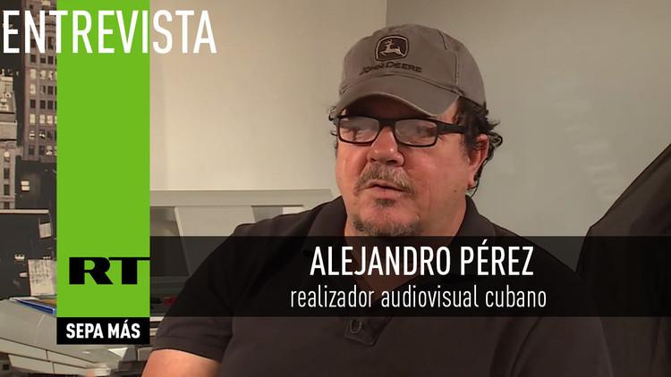 2017-07-01 - Entrevista con Alejandro Pérez, realizador audiovisual cubano