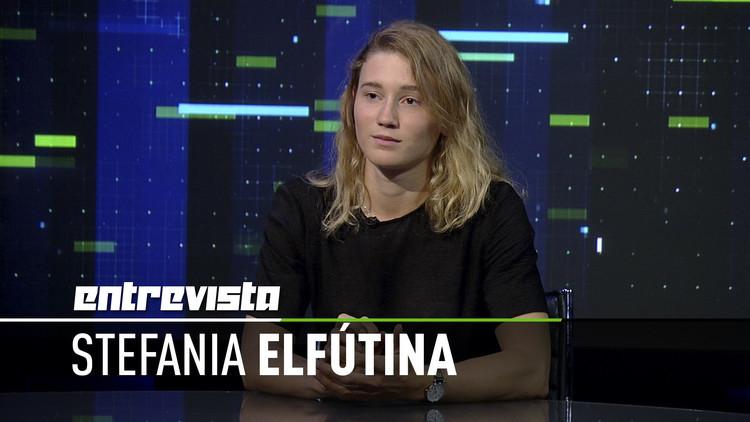 2017-07-17 - Entrevista con Stefania Elfútina, windsurfista rusa, bronce en los JJ. OO. del 2016