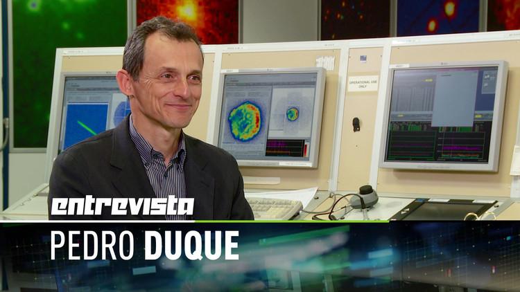 2017-07-25 - Pedro Duque, astronauta español: