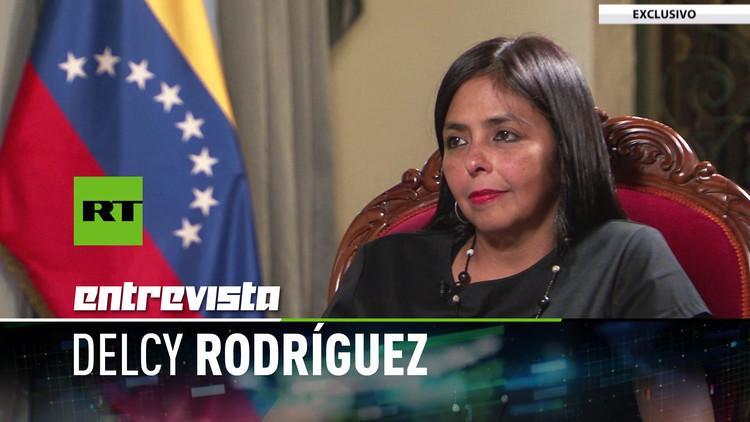 2017-08-31 - Delcy Rodríguez: