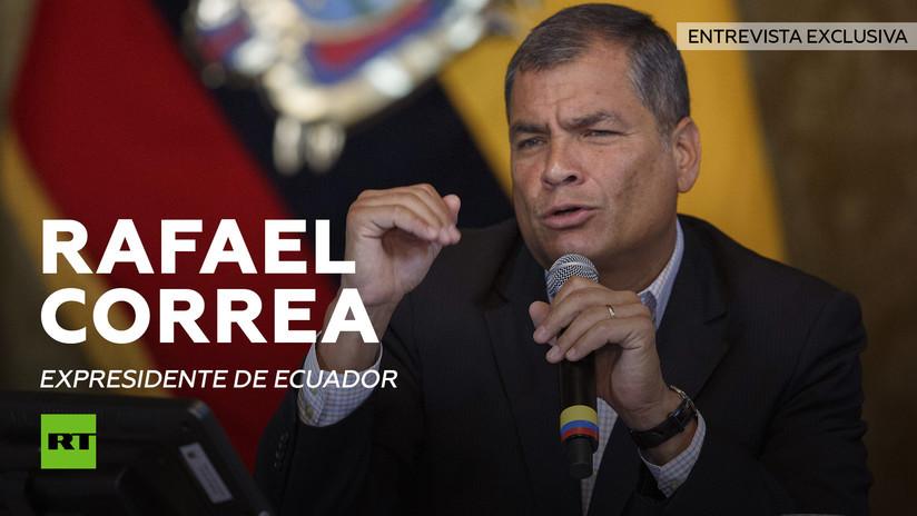 2017-10-06 - Correa a RT:
