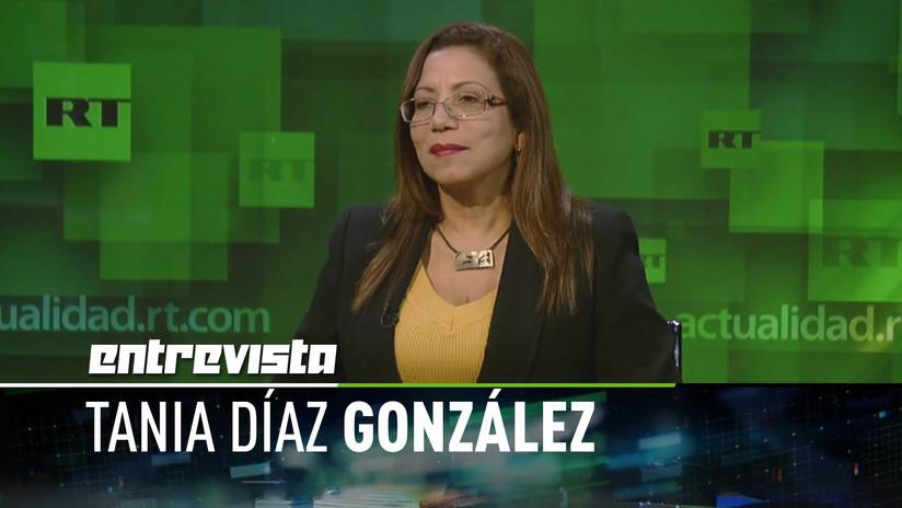 2017-10-19 - Entrevista con Tania Díaz González, asambleísta venezolana