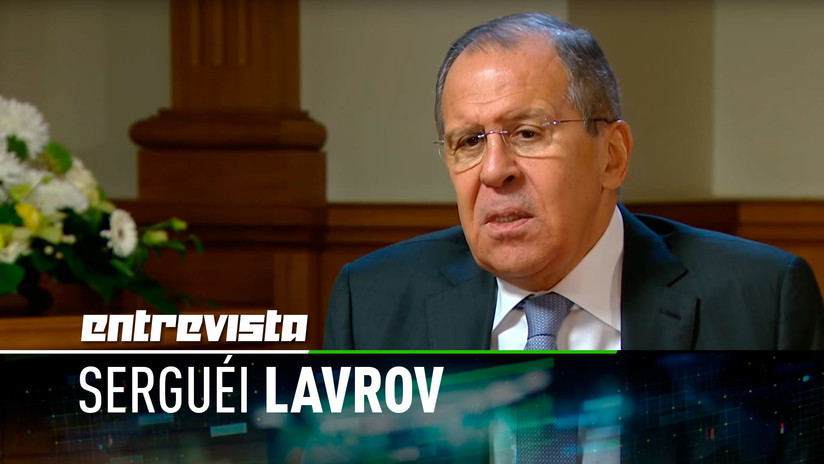 2017-12-25 - Lavrov a RT: Si nadie interviene, el Gobierno de Venezuela y la oposición