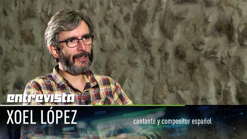 2018-03-12 - Xoel López: