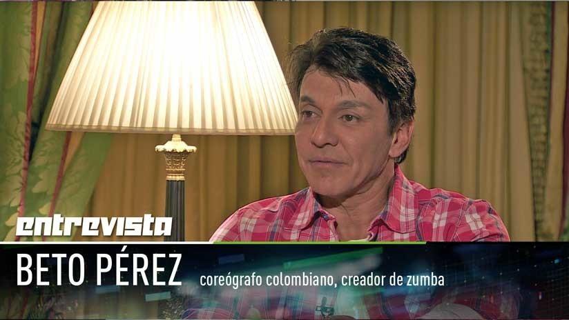 2018-04-09 - Habla el coreógrafo colombiano Beto Pérez, el creador de la zumba