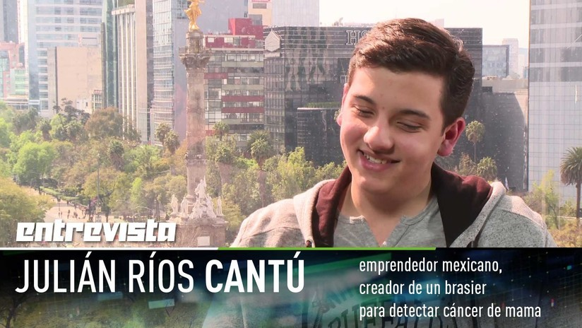 2018-04-21 - Habla el primer mexicano en ganar el premio al mejor estudiante emprendedor del mundo