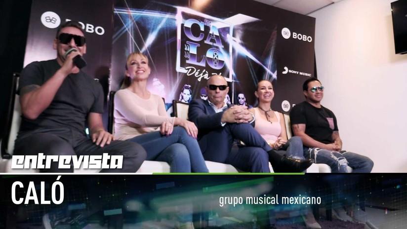 2018-06-02 - El grupo mexicano Caló: