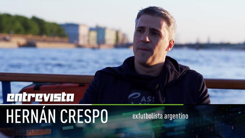 2018-06-09 - Hernán Crespo: