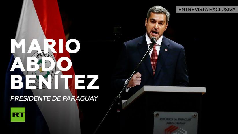 2018-06-19 - Presidente electo Mario Abdo Benítez: