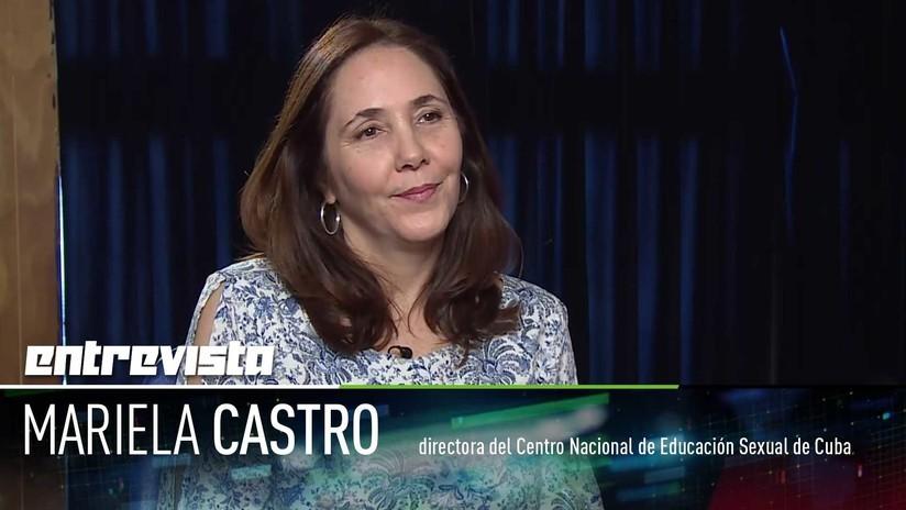 2018-07-17 - Mariela Castro: