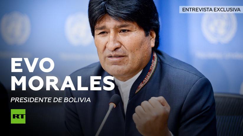 2018-09-24 - Evo Morales a RT: