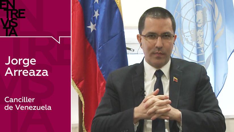 2019-01-27 - Entrevista exclusiva en RT a Jorge Arreaza, canciller de Venezuela (VERSIÓN COMPLETA)