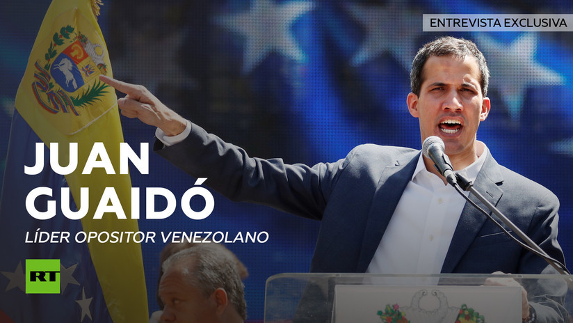 2019-02-10 - Juan Guaidó en exclusiva a RT: