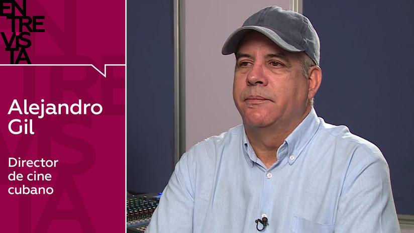 2019-02-16 - Director de cine cubano Alejandro Gil: