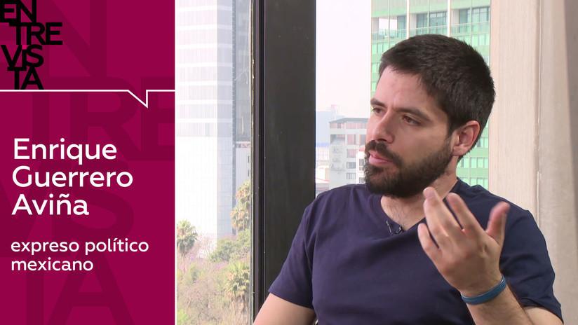2019-02-19 - Antiguo preso político mexicano: