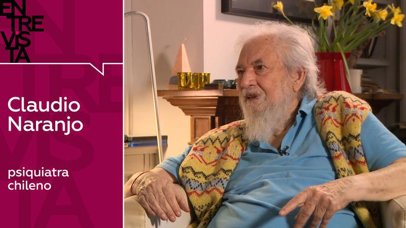 2019-02-28 - Psiquiatra chileno Claudio Naranjo: