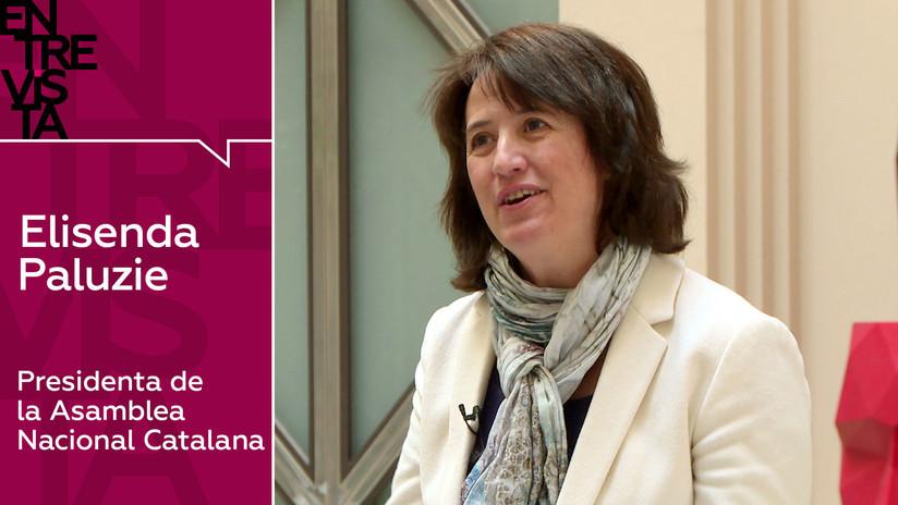 2019-03-05 - Presidenta de la Asamblea Nacional Catalana: