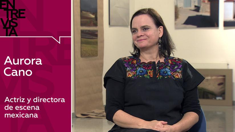 2019-03-23 - Aurora Cano, actriz y directora mexicana: