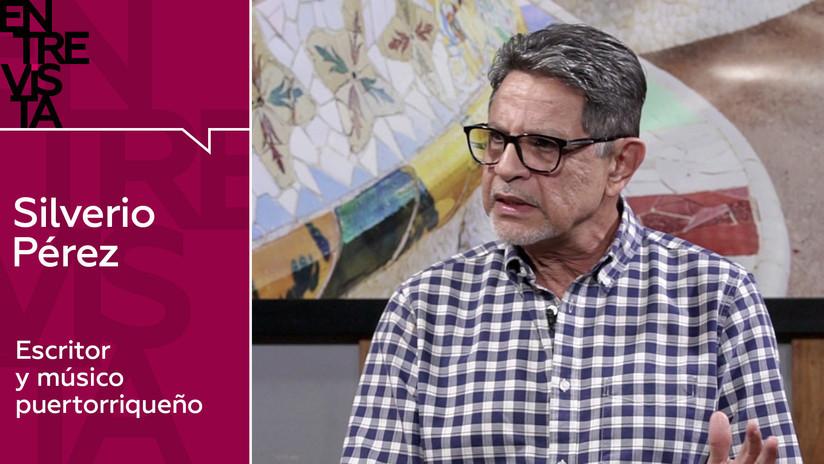 2019-04-25 - Escritor y músico Silverio Pérez: