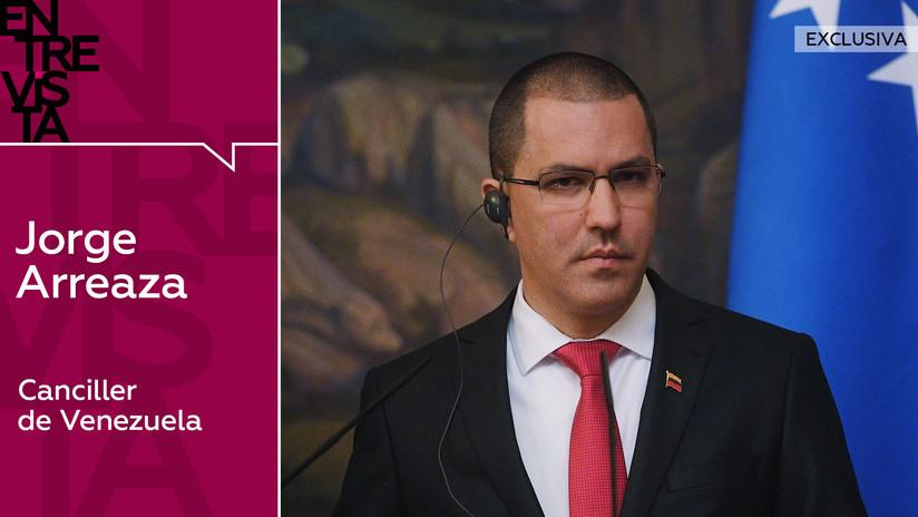 2019-05-06 - Jorge Arreaza:
