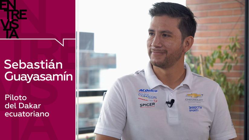 2019-06-03 - Reconocido piloto ecuatoriano del Dakar: