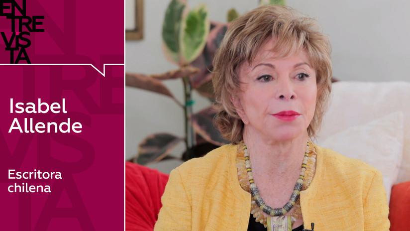 2019-06-11 - Isabel Allende: ¿Es una invasión cuando la gente huye de la pobreza y la violencia?