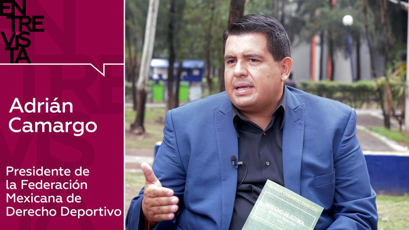2019-06-24 - Аbogado deportivo mexicano: