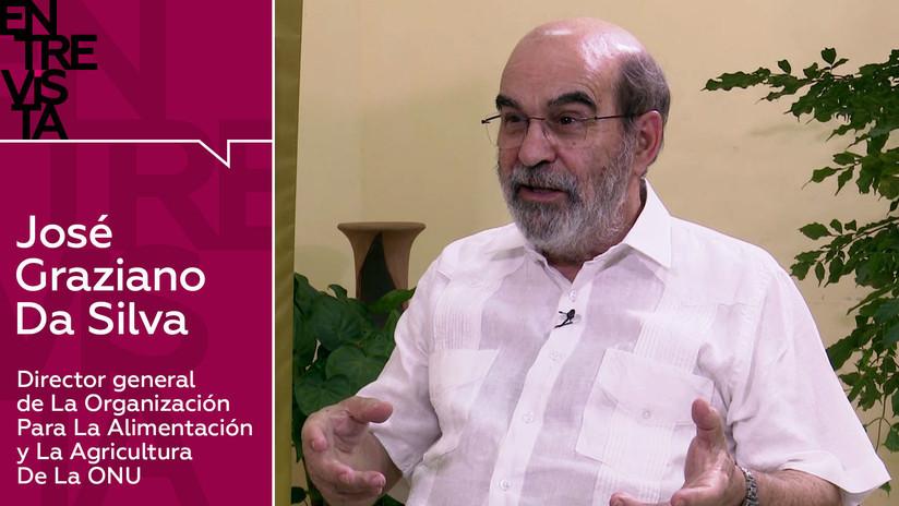 2019-07-08 - José Graziano Da Silva, director de la FAO: