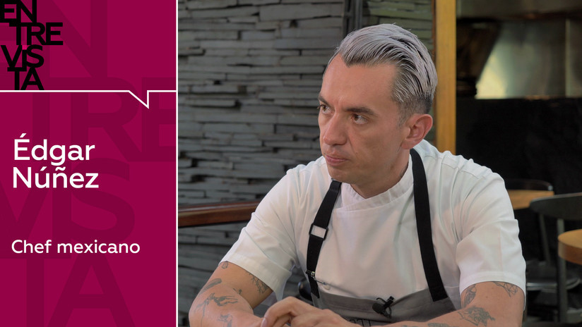 2019-07-11 - Édgar Núñez, chef mexicano: