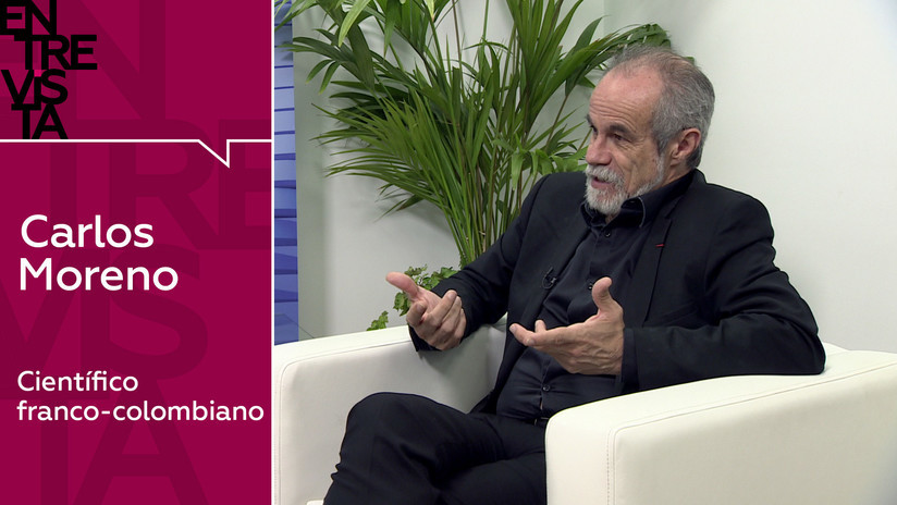 2019-07-15 - Carlos Moreno, científico franco-colombiano: