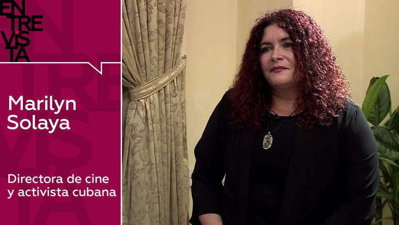 2019-07-27 - Marilyn Solaya, directora de cine y activista cubana:
