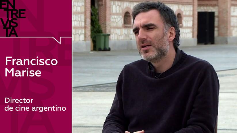 2019-09-28 - Director de cine argentino Francisco Marise: