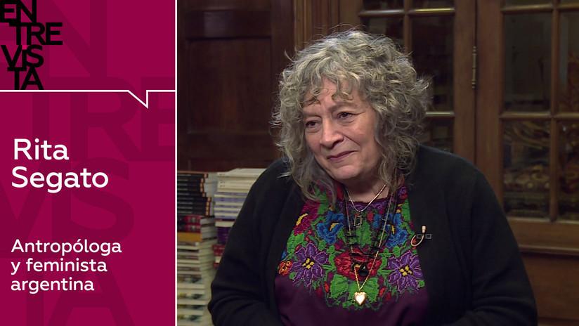 2019-10-21 - Rita Segato, antropóloga y feminista argentina: