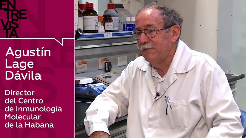 2019-10-26 - Agustín Lage Dávila, director del Centro de Inmunología Molecular de la Habana: