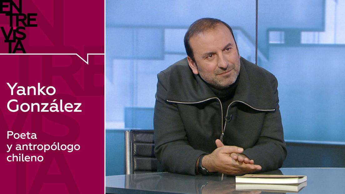 2019-12-07 - Poeta y antropólogo Yanko González: