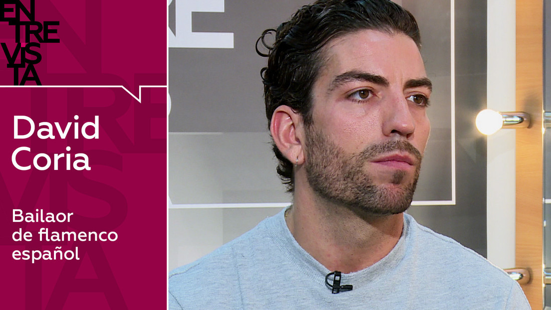 2019-12-14 - David Coria, bailaor español: