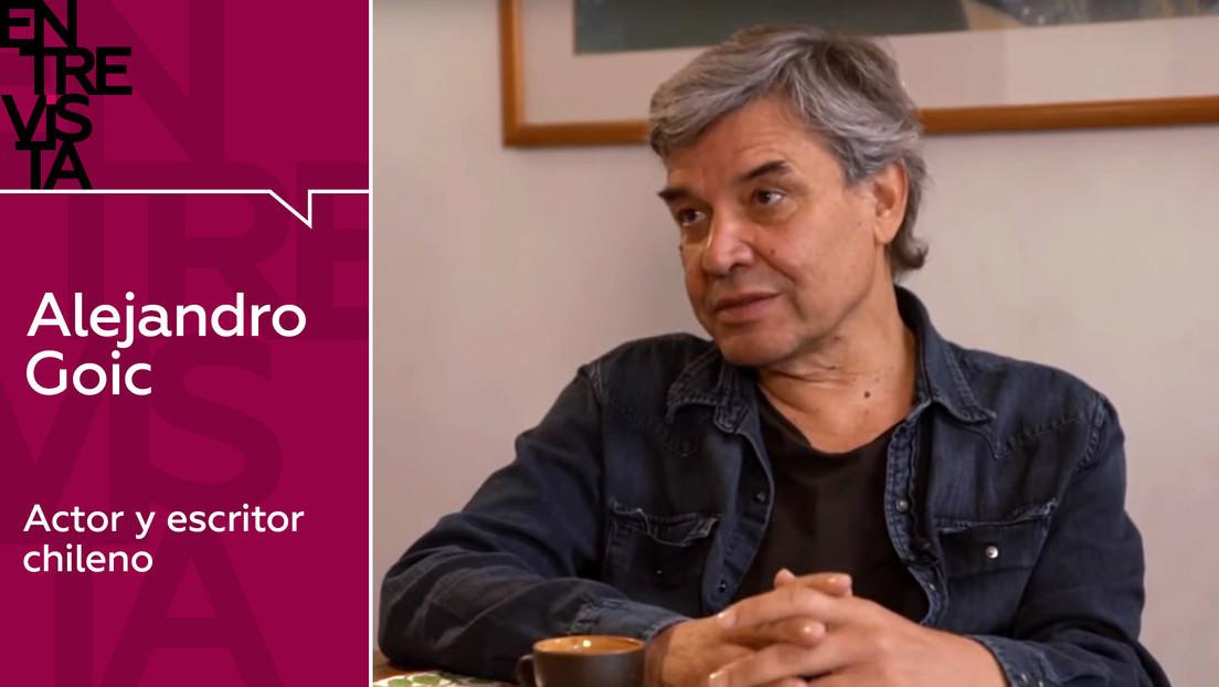 2019-12-23 - Alejandro Goic, actor y escritor: