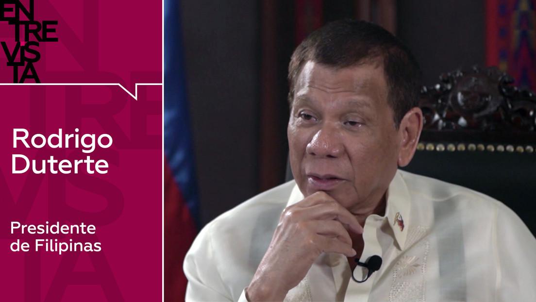 2020-01-24 - Rodrigo Duterte: