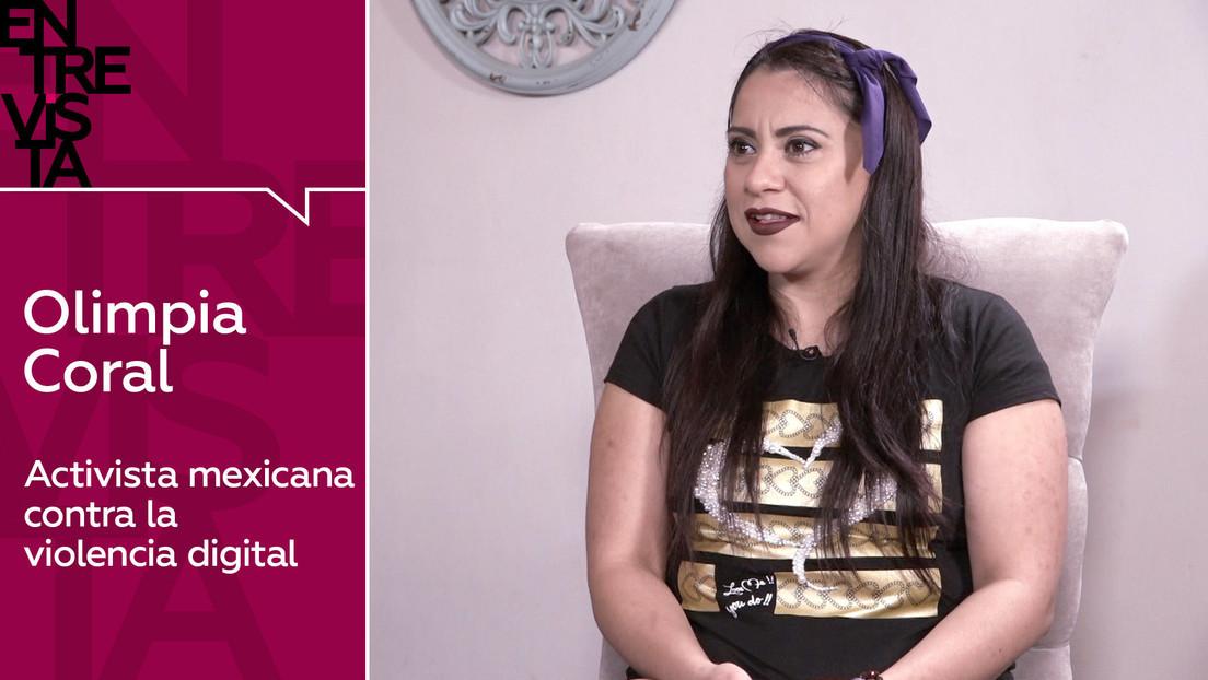 2020-03-09 - Olimpia Coral, activista mexicana contra la violencia digital: