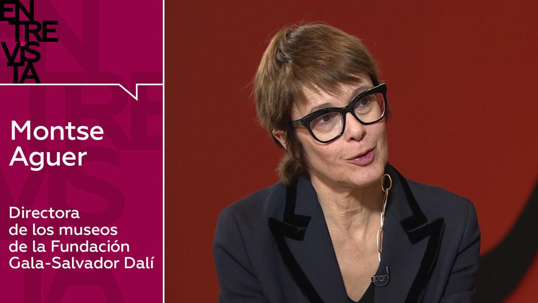 2020-03-17 - Montse Aguer, experta en Dalí:
