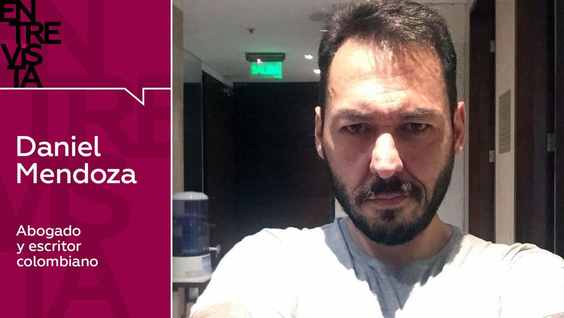 2020-06-05 - Abogado y escritor Daniel Mendoza: