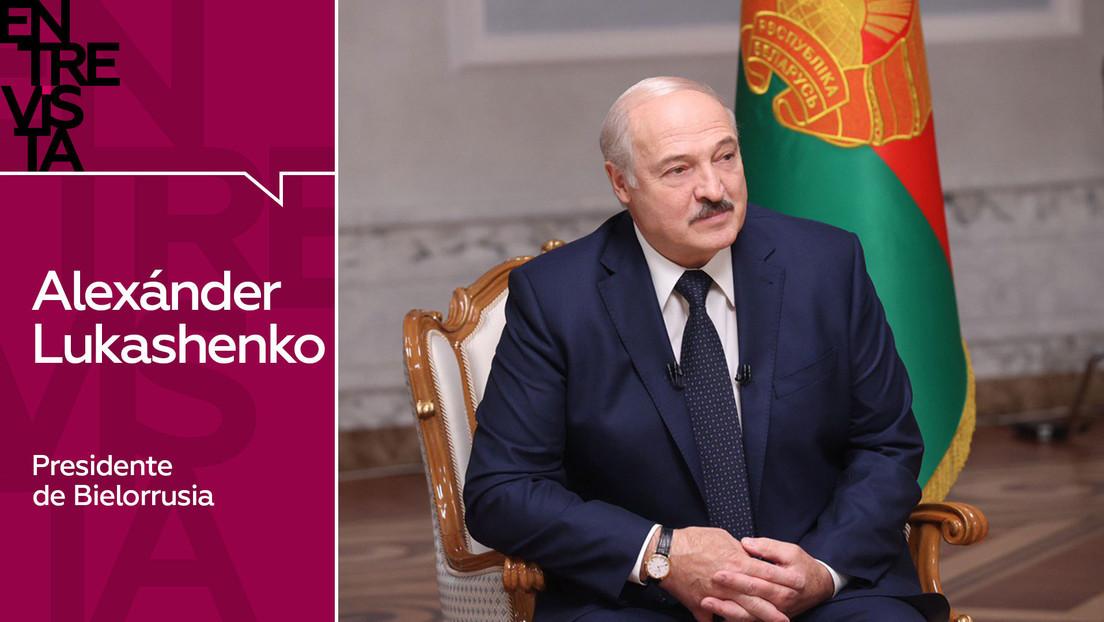 2020-09-09 - Lukashenko admite que se quedó