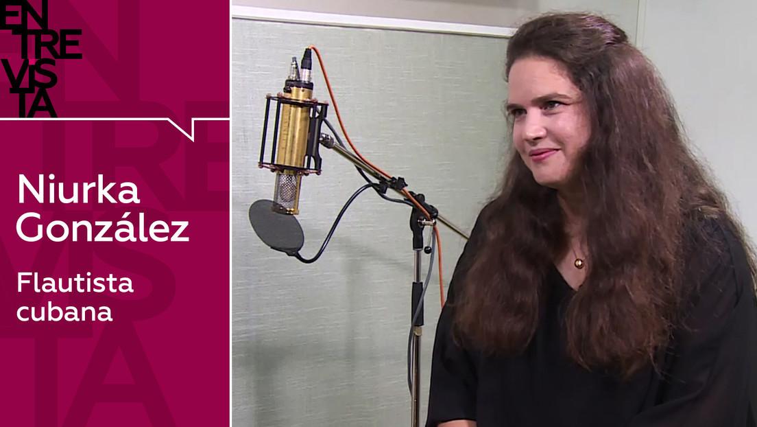 2020-10-03 - Niurka González, flautista cubana: