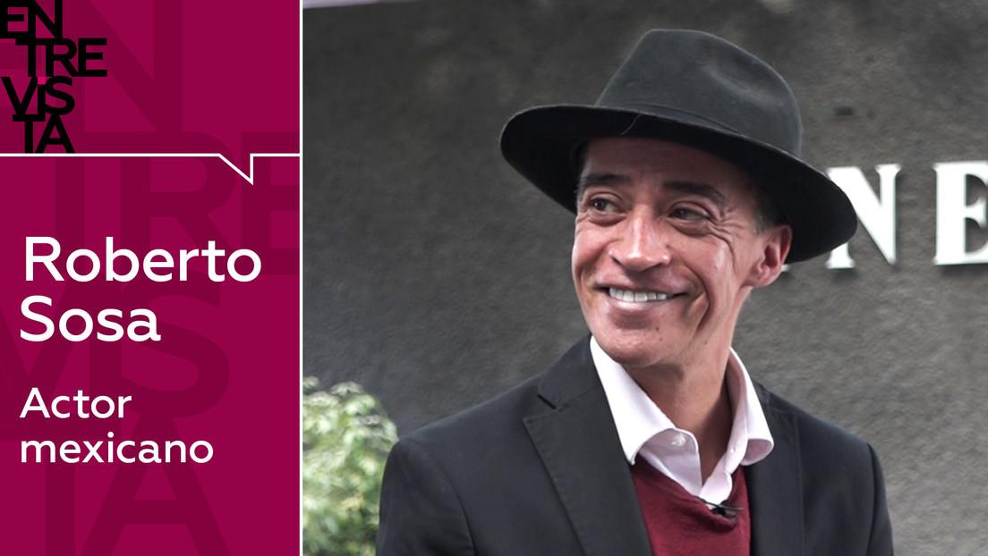 2020-10-17 - Roberto Sosa, actor mexicano:
