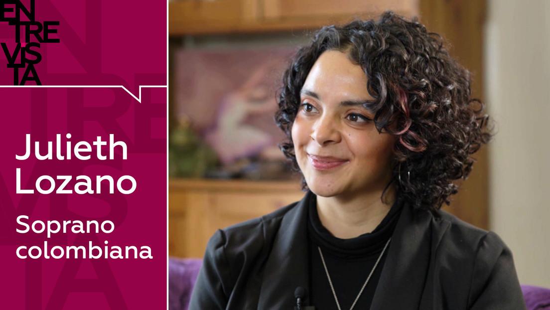 2020-10-26 - Soprano colombiana Julieth Lozano: