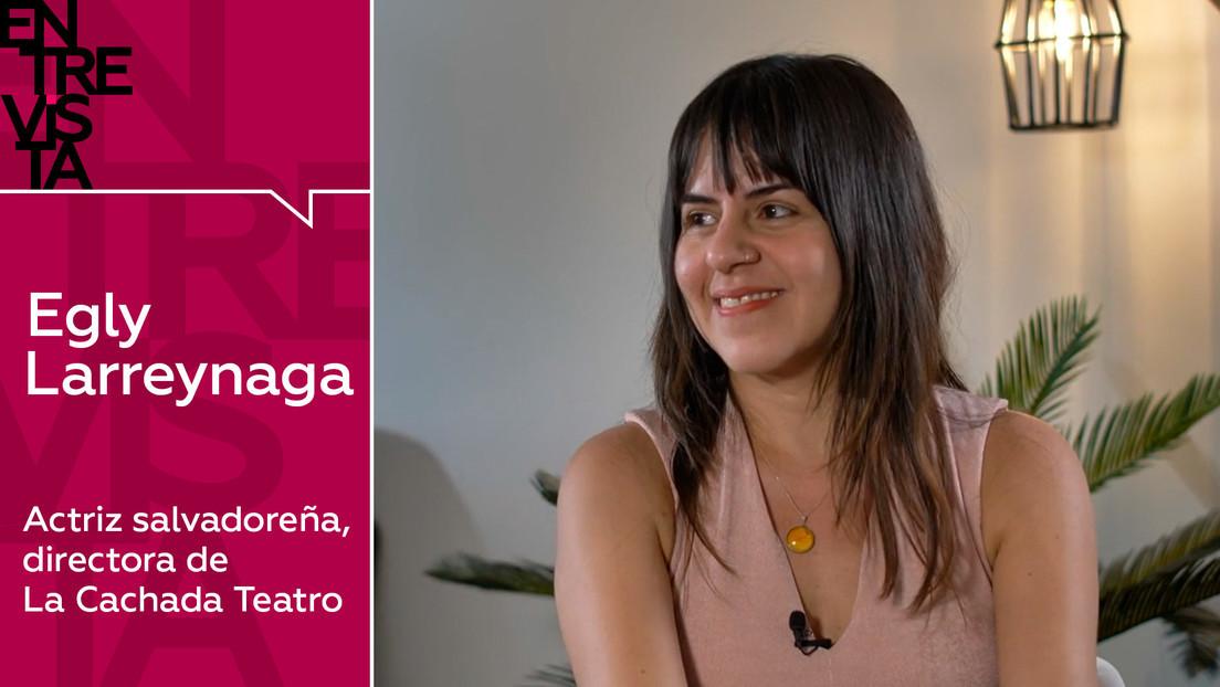 2020-11-02 - Actriz salvadoreña Egly Larreynaga: