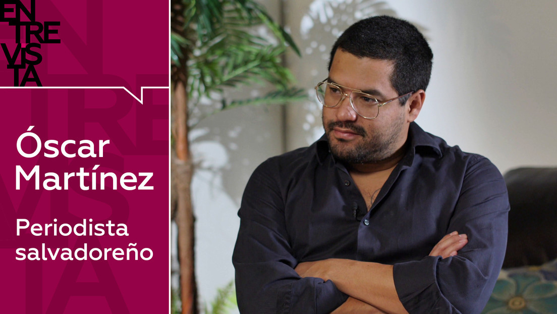 2020-11-09 - Óscar Martínez, periodista salvadoreño: