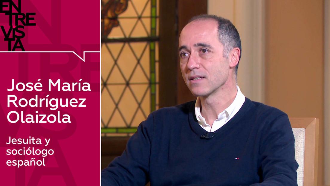 2020-12-22 - ¿Dónde está Dios en estos tiempos difíciles? ¿Cómo sanar la sensación de culpa?: Habla José María Rodríguez Olaizola, jesuita y sociólogo español
