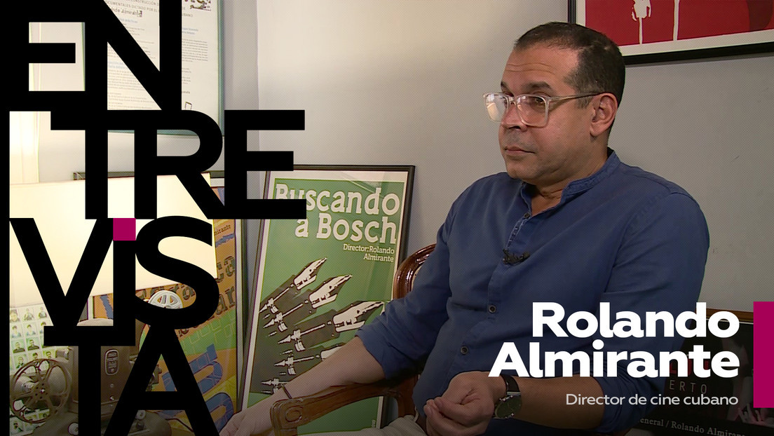 2021-03-16 - Rolando Almirante, director de cine cubano: